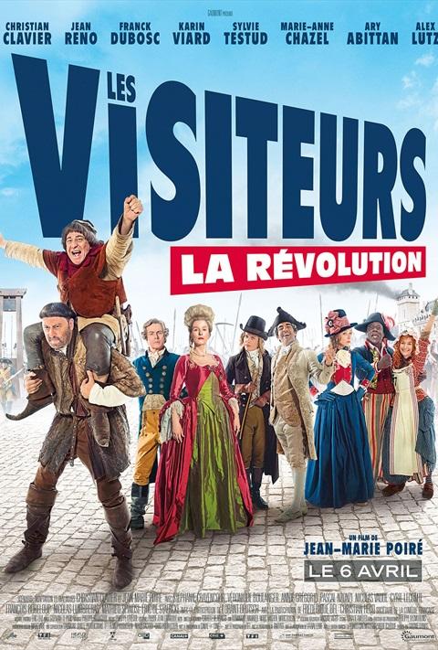 Visiteurs: La Révolution