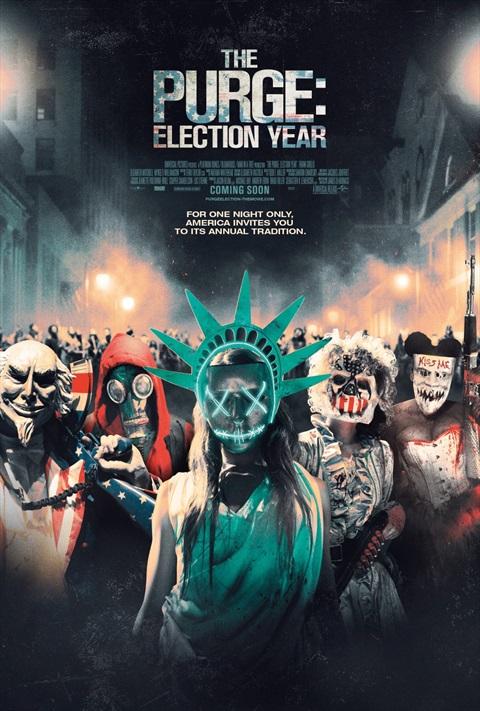 Purge 3: Elections