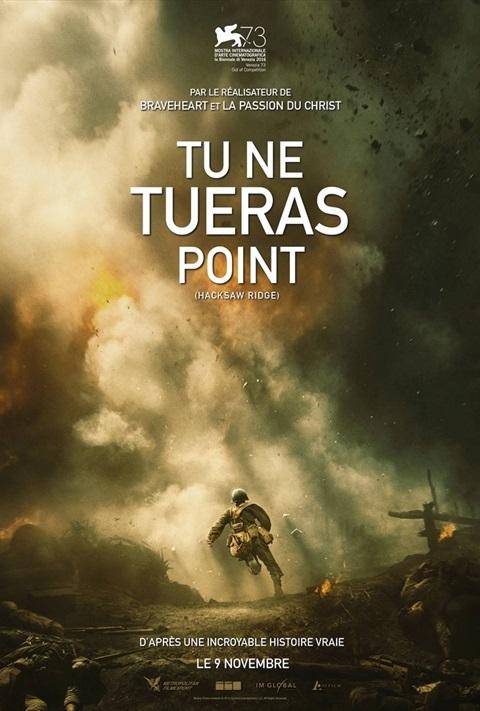Tu Ne Tueras Point