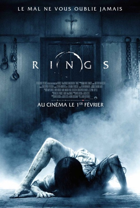 Rings- Le cercle