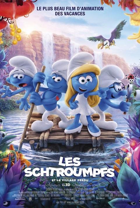Schtroumpfs Et Le Village Perdu (Les)
