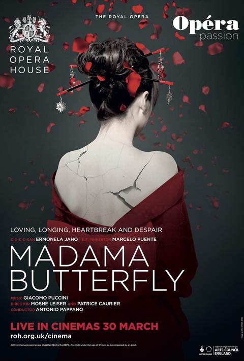 Madama Butterfly Royal Opera House London