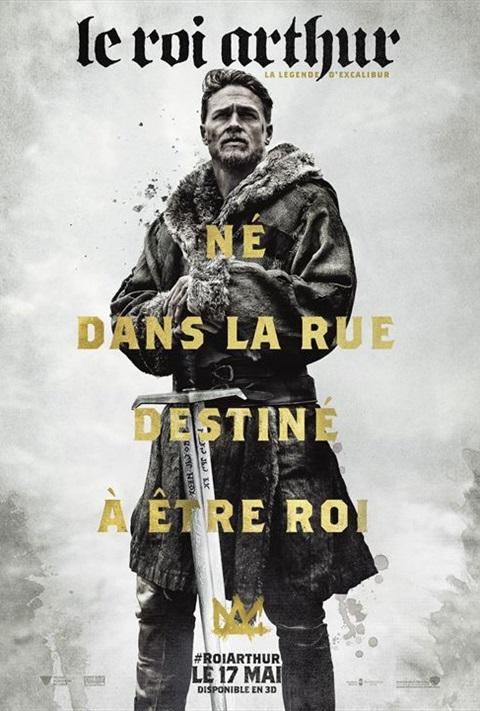 Roi Arthur: La Légende d'Excalibur (Le)