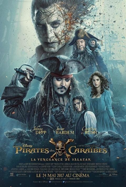 Pirates des Caraïbes: La Vengeance de Salazar