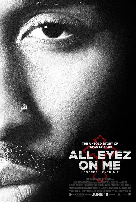 All Eyez On Me (VO st bil)