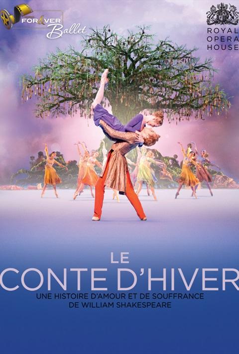 affiche Un Conte d' Hiver - Royal Ballet London