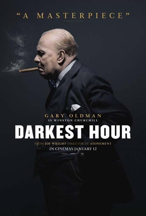 affiche Darkest Hour