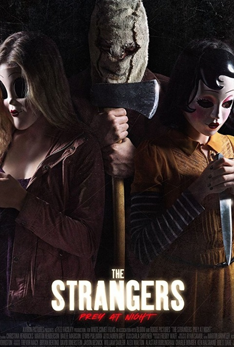 affiche the Strangers: Prey at Night
