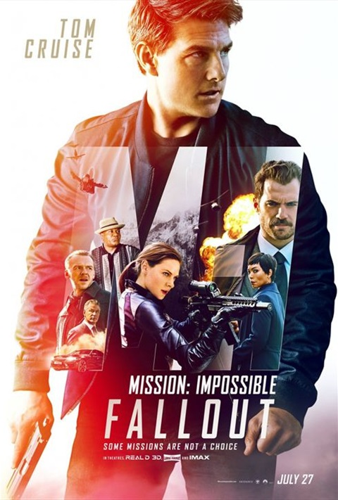 Mission: Impossible 6- Fallout