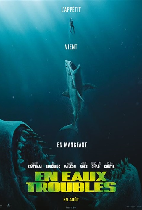 En Eaux Troubles (the Meg)