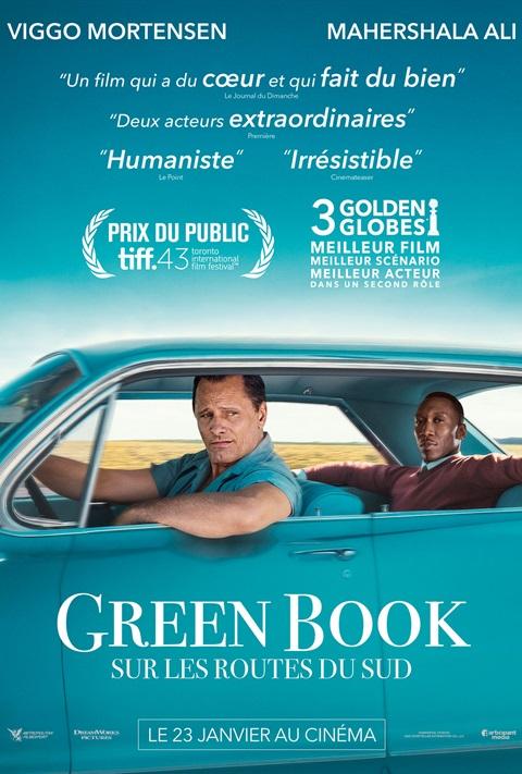 Green Book: sur les routes du sud