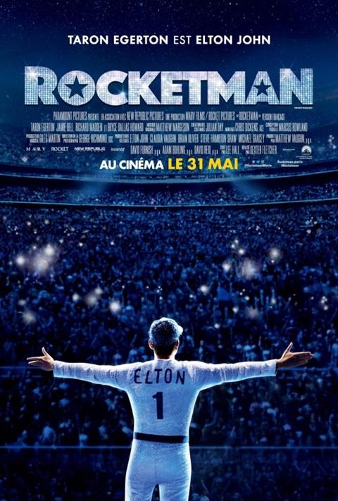 affiche Rocketman