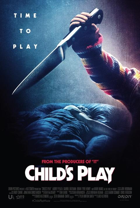 affiche Childs Play: La Poupée du Mal