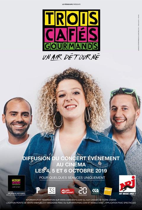 Trois Cafés Gourmands - Un Air Détourné