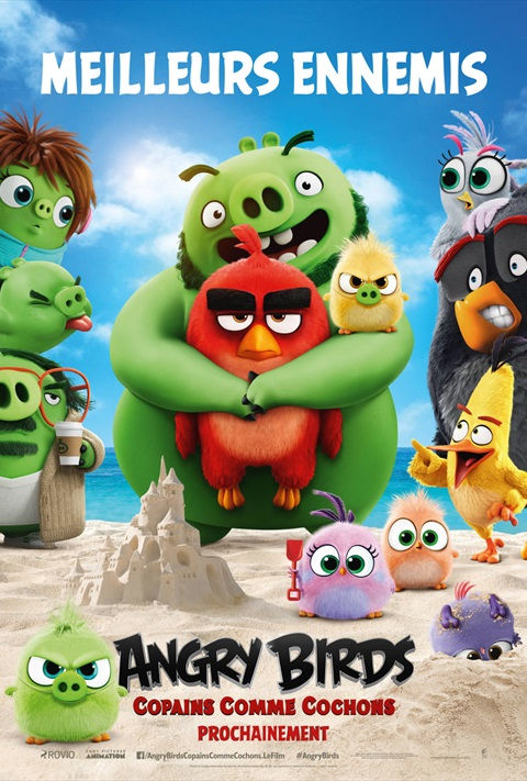 Angry Birds: Copains comme Cochons
