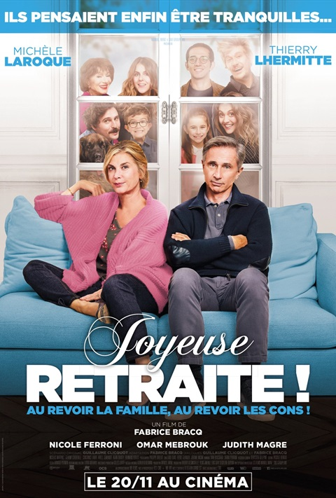 Joyeuse Retraite ! - Ladies Night