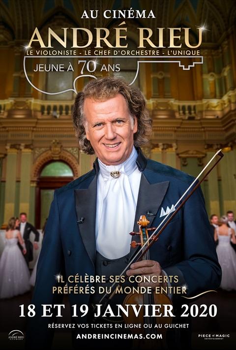 André Rieu - Jeune à 70 ans