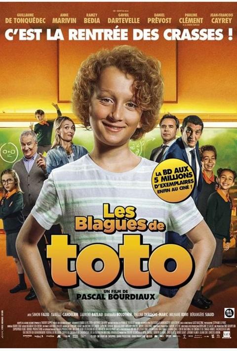 affiche Les Blagues de Toto