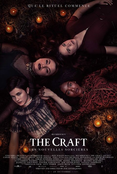 affiche The Craft: les Nouvelles Sorcières