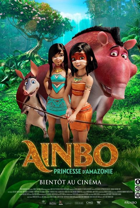 Ainbo: Princesse d'Amazonie