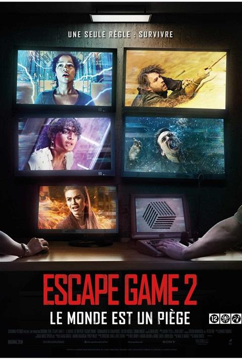 Escape Game 2- Le Monde est un Piège