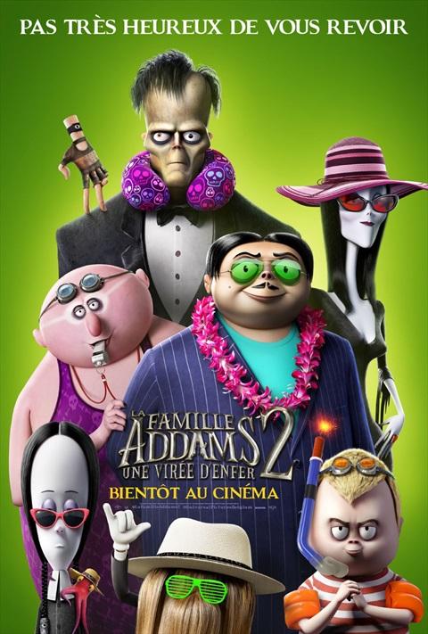 La Famille Addams 2: une Virée en Enfer