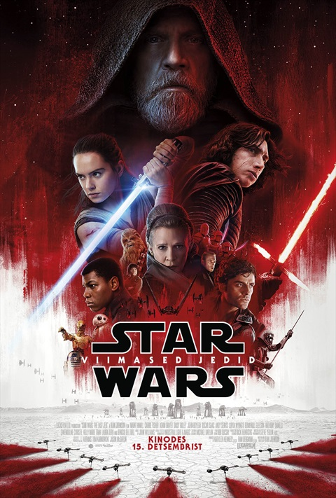 Star Wars: Viimased jedid