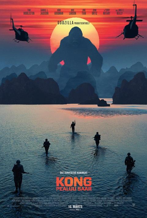 Kong: Pealuu saar