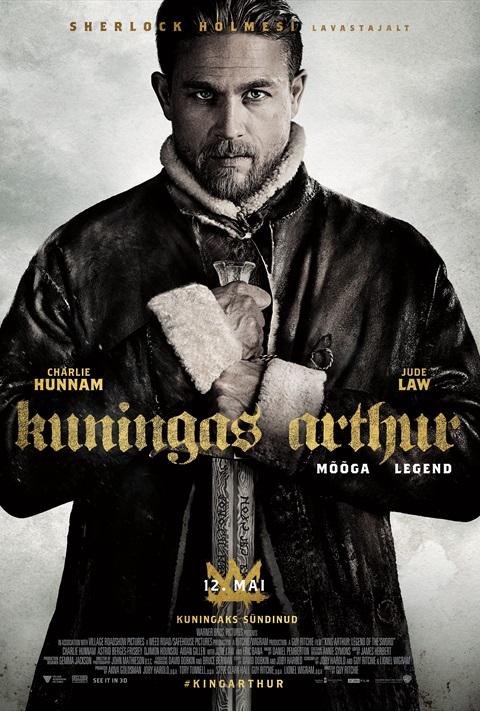 Kuningas Arthur: Mõõga legend