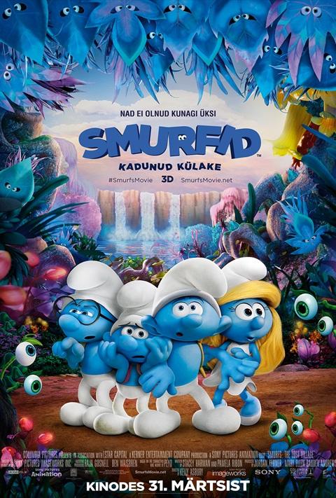 Smurfid:Kadunud külake