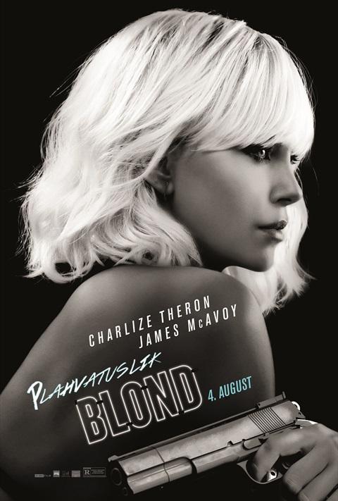 Plahvatuslik blond
