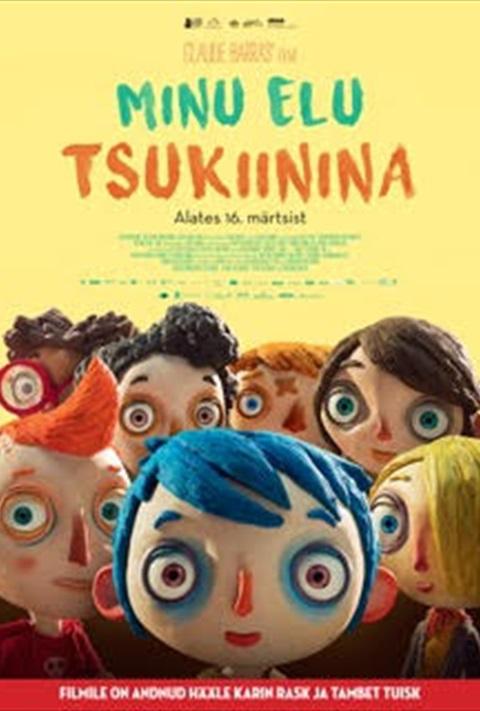 Minu elu Tsukiinina