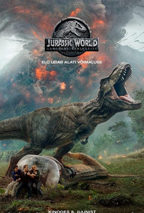 Jurassic World: Langenud kuningriik