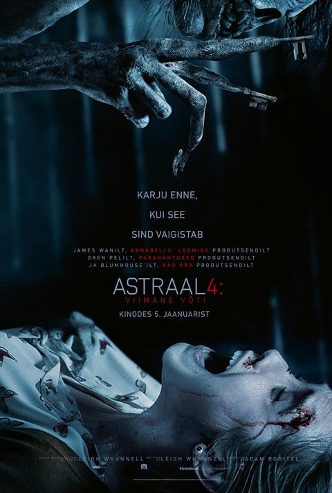 Astraal 4: Viimane võti