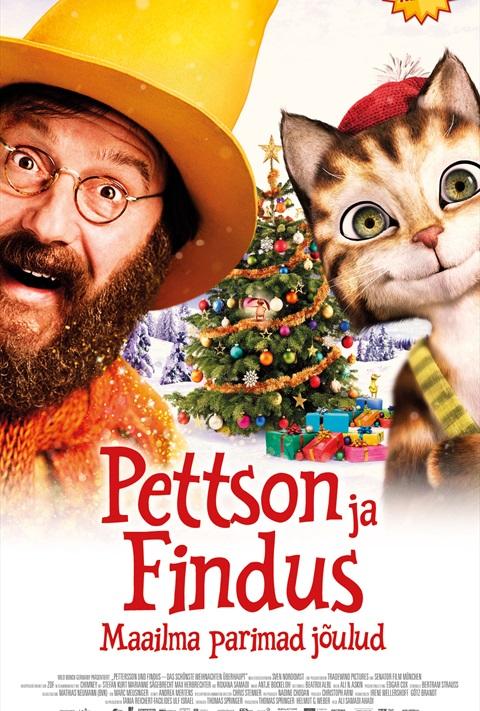 Pettson ja Findus: Maailma parimad jõulud