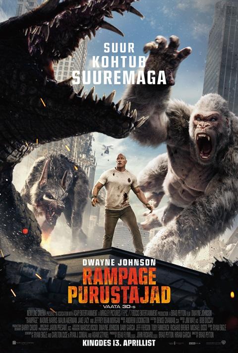 Rampage: purustajad