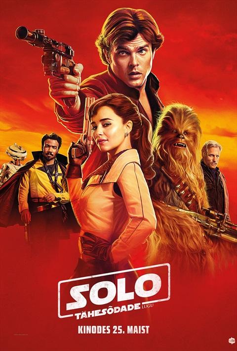 Solo: Tähesõdade lugu
