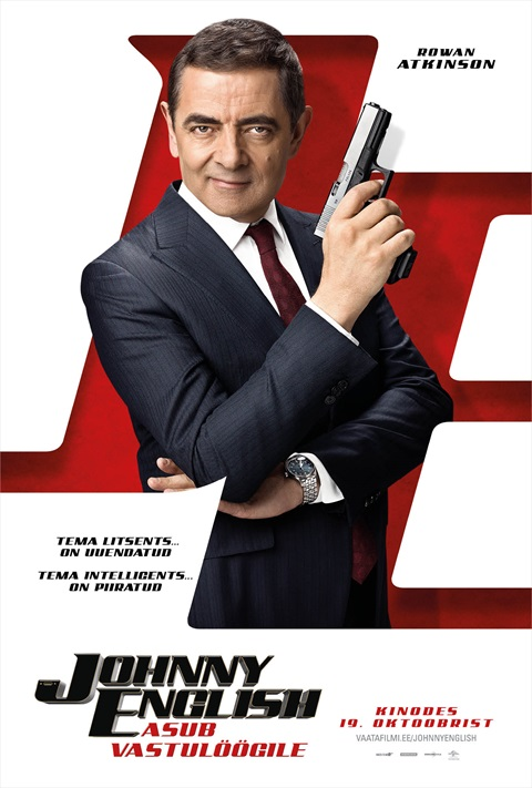 Johnny English asub vastulöögile