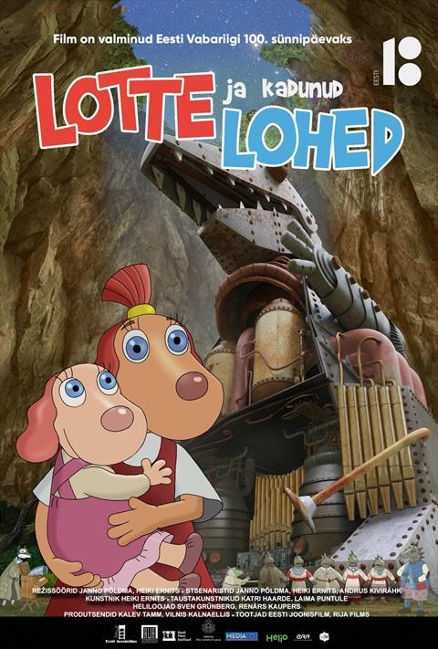 Lotte ja kadunud lohed