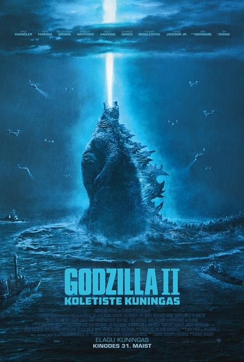 Godzilla II: koletiste kuningas