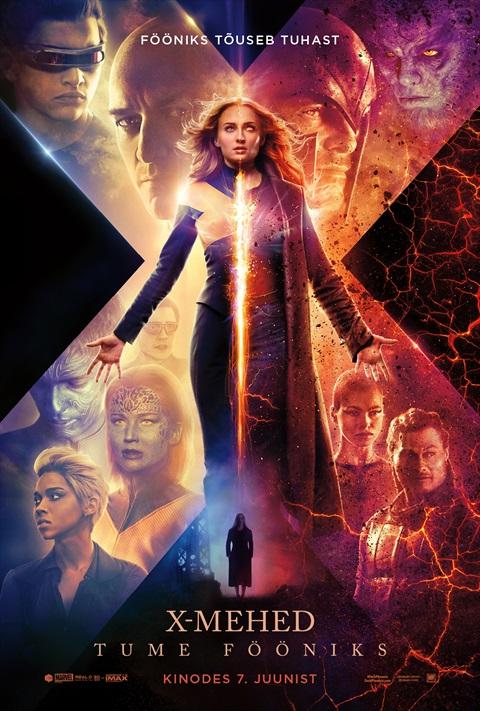 X-Mehed: Tume Fööniks