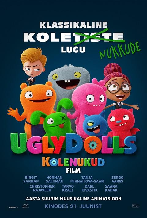 UglyDolls: Kolenukud. Film