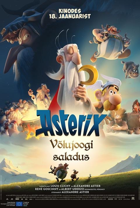 Asterix: võlujoogi saladus