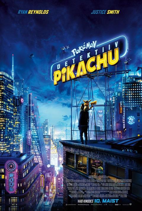 Pokémon: detektiiv Pikachu