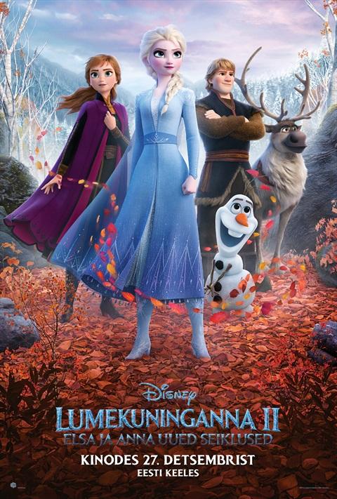 Lumekuninganna II: Elsa ja Anna uued seiklused