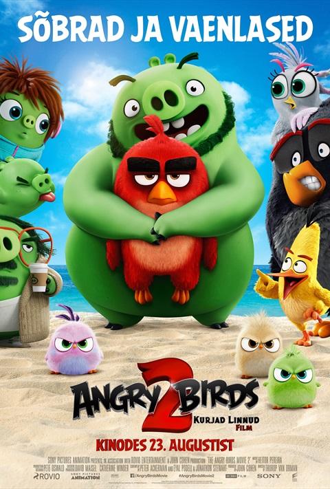 Angry Birds 2: Kurjad linnud. Film
