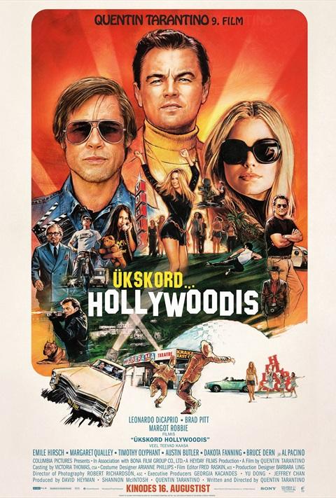 Ükskord Hollywoodis