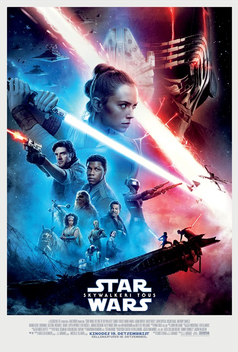 Star Wars: Skywalkeri tõus