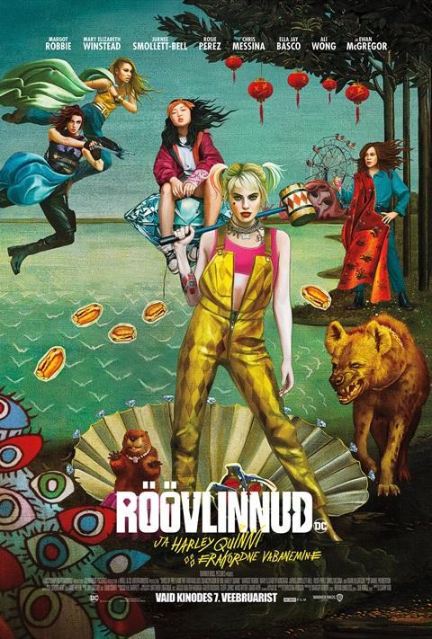 Harley Quinn: Röövlinnud
