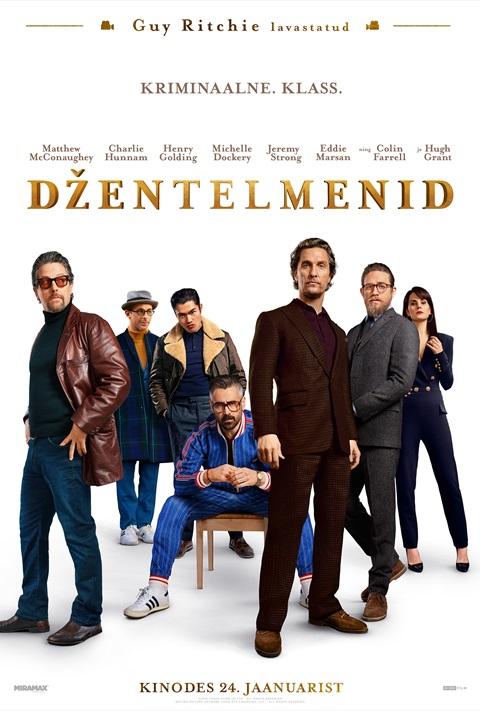 Džentelmenid